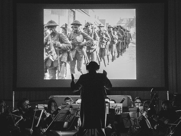 The Battle of the Somme Concert