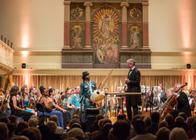 Kora Concerto   For Orchestra