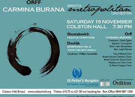 Carmina Burana | Colston Hall