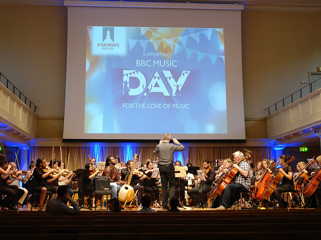 BBC Music Day 2016