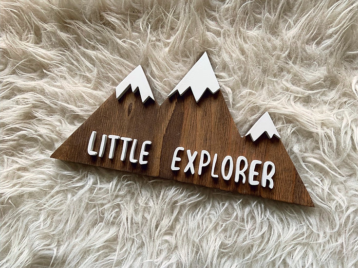 Mountain Little Explorer