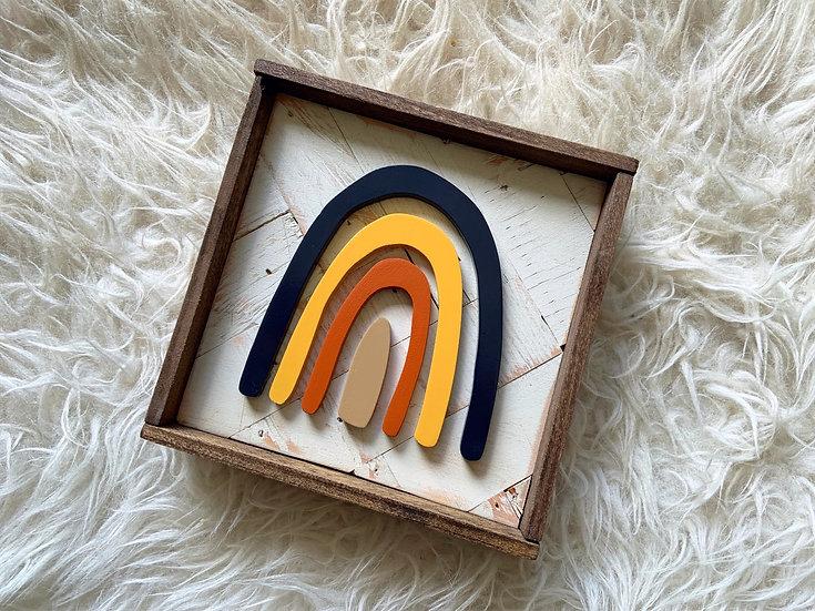 Herringbone Rainbow