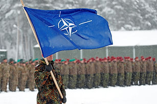 NATO targeted with false narratives about 'offensive' exercises and stirring protests in Russia