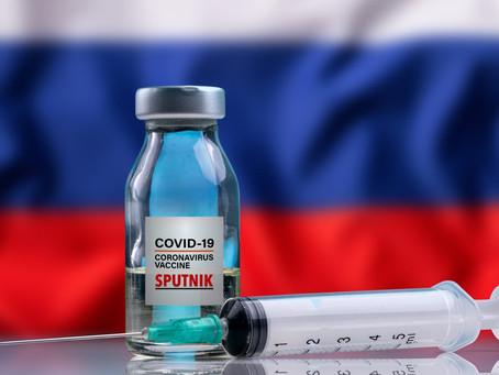 Baltics and Ukraine targeted for refusing Sputnik V, with social media amplifying false messages