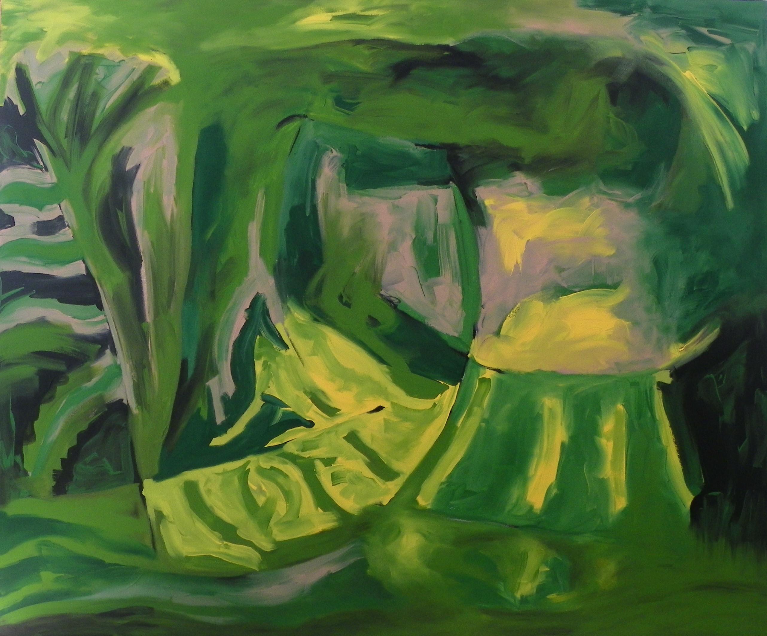 Entropia en verde