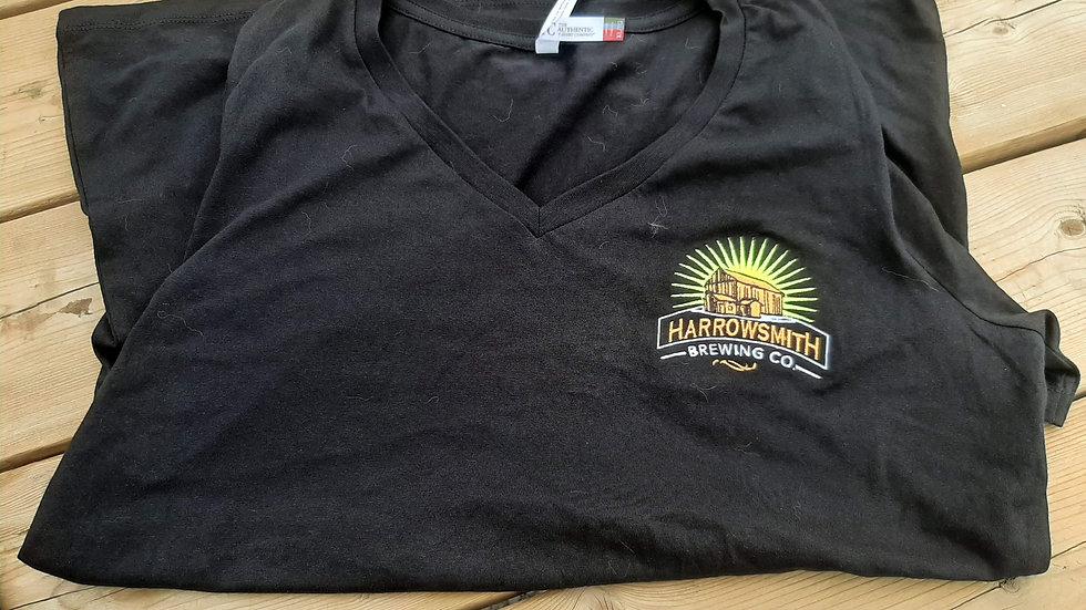 T-Shirt w/ Colour Crest Logo