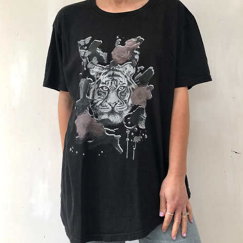 black tiger tees