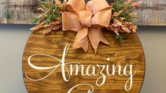 Door Hanger/Wreath