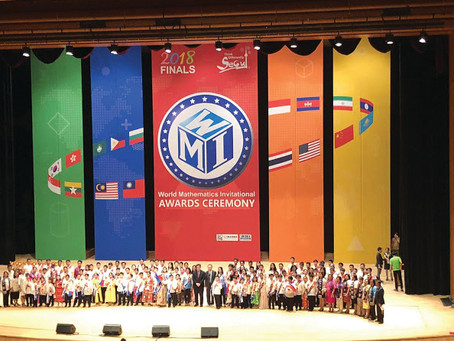 PINOY ABROAD: Pinoy students rake in 97 medals at South Korea math tilt