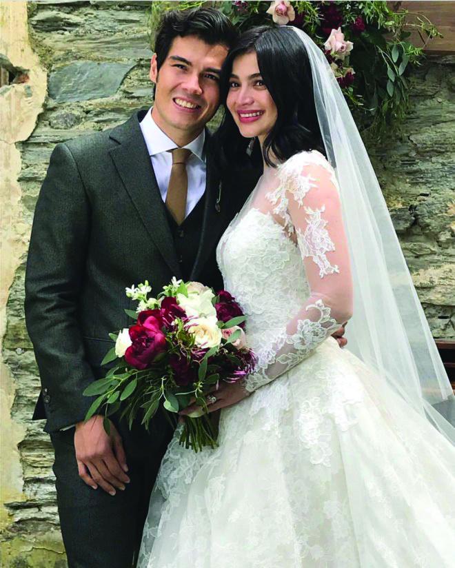 Anne Erwan Not Well Kept Secret And Minimal Wedding Angperyodiko