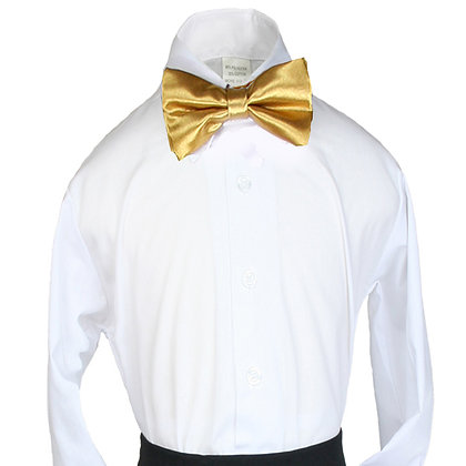 503 Gold Bow Tie (S-20)