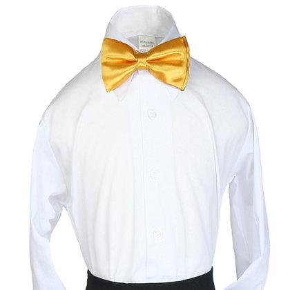 503 Yellow Bow Tie (S-20)
