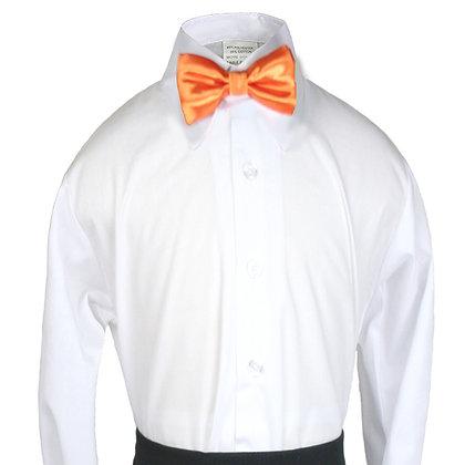 503 Orange Bow Tie (S-20)