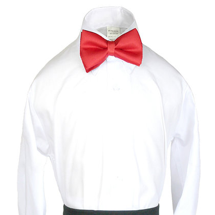 503 Red Bow Tie (S-20)
