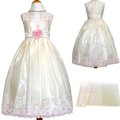 577 Ivory/Pink