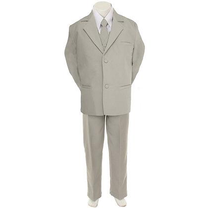 Gray Boy Suit (S-4T)