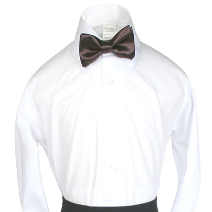 503 Brown Bow Tie (S-20)
