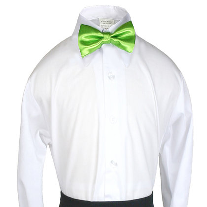 503 Lime Green Bow Tie (S-20)