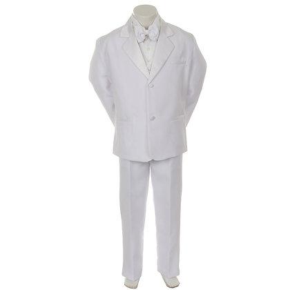 BY010 White Boy Tuxedo (S-4T)