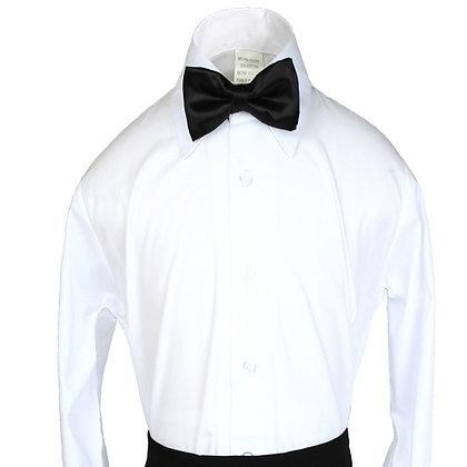 503 Black Bow Tie (S-20)