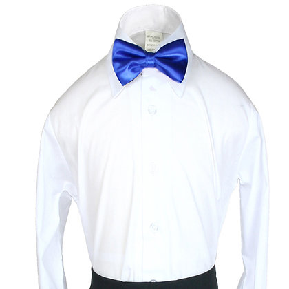 503 Royal Blue Bow Tie (S-20)