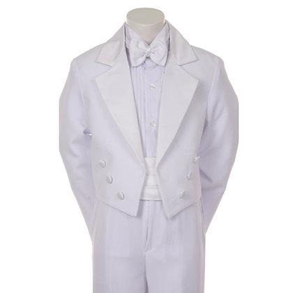 BY008 White Boy Tuxedo (S-4T)