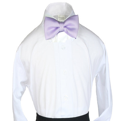 503 Lilac Bow Tie (S-20)