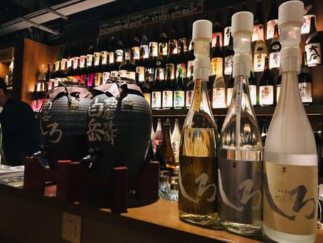 香港の焼酎Bar