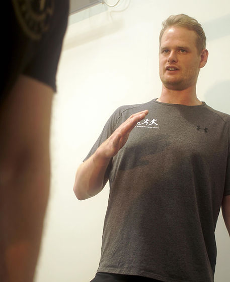 Adam Todd- Strength and Conditioning Coach