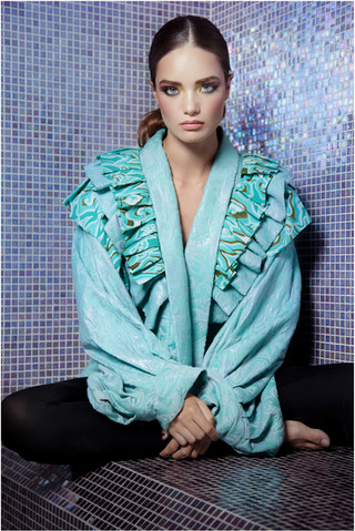 Dress design Alex Rotin