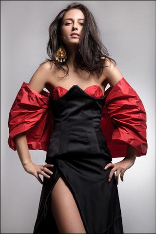Dress design Aura Rebeca