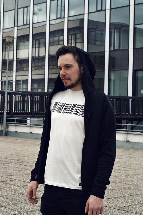 Pánské tričko - Don't fuck with my freedom