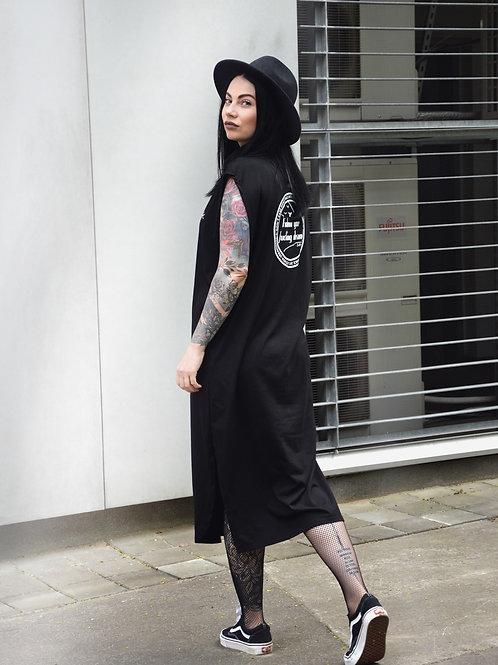 Dámské dlouhé šaty - Follow your fucking dreams