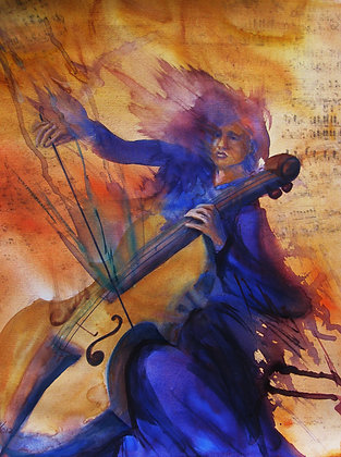 """Singing Cello"""