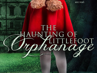 The Haunting of Littlefoot Orphanage Cover Reveal!