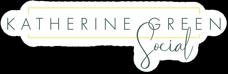 katherine green social logo horizontal p