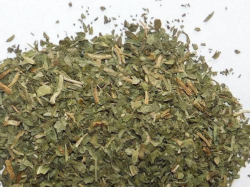 Dandelion leaf CO cut