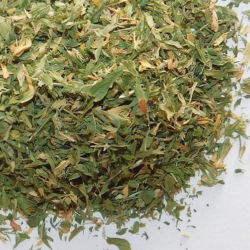 Alfalfa Leaf, cut- Organic
