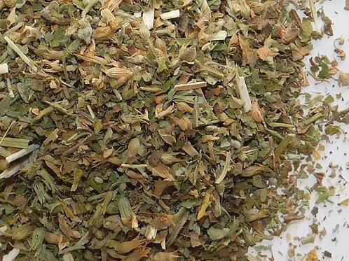Catnip leaf CO cut