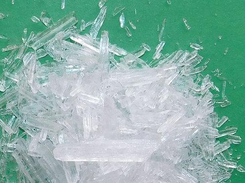 Menthol Crystals cut