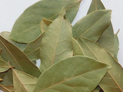 Bay leaf CO cut