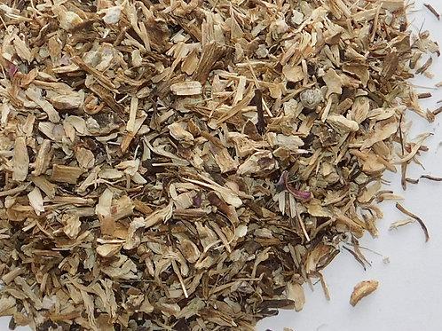 Echinacea root CO cut