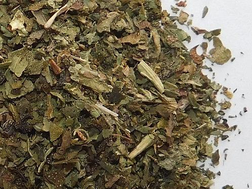 Comfrey leaf  CO cut