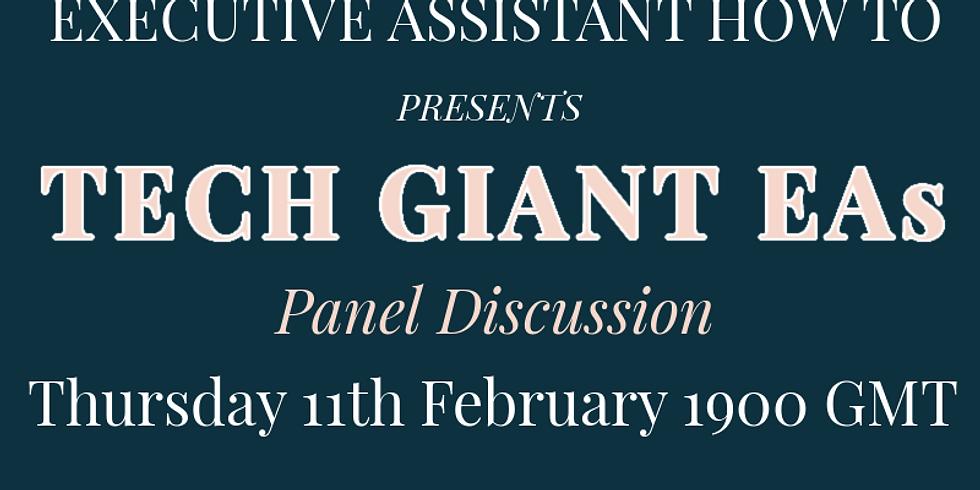Tech Giant Executive Assistants
