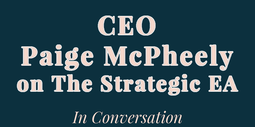 In Conversation with CEO Paige McPheely