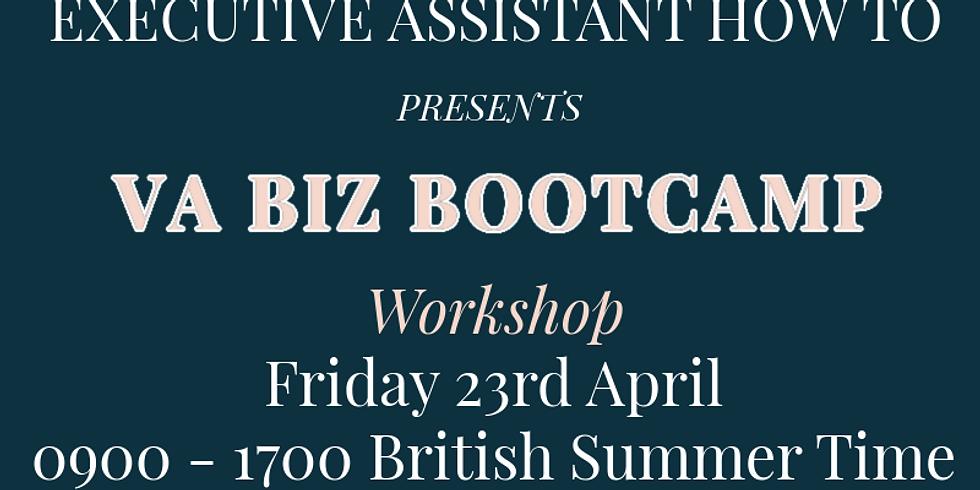 VA Business Bootcamp