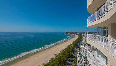 BURLEIGH SURF APARTMENTS FAMILY STAY