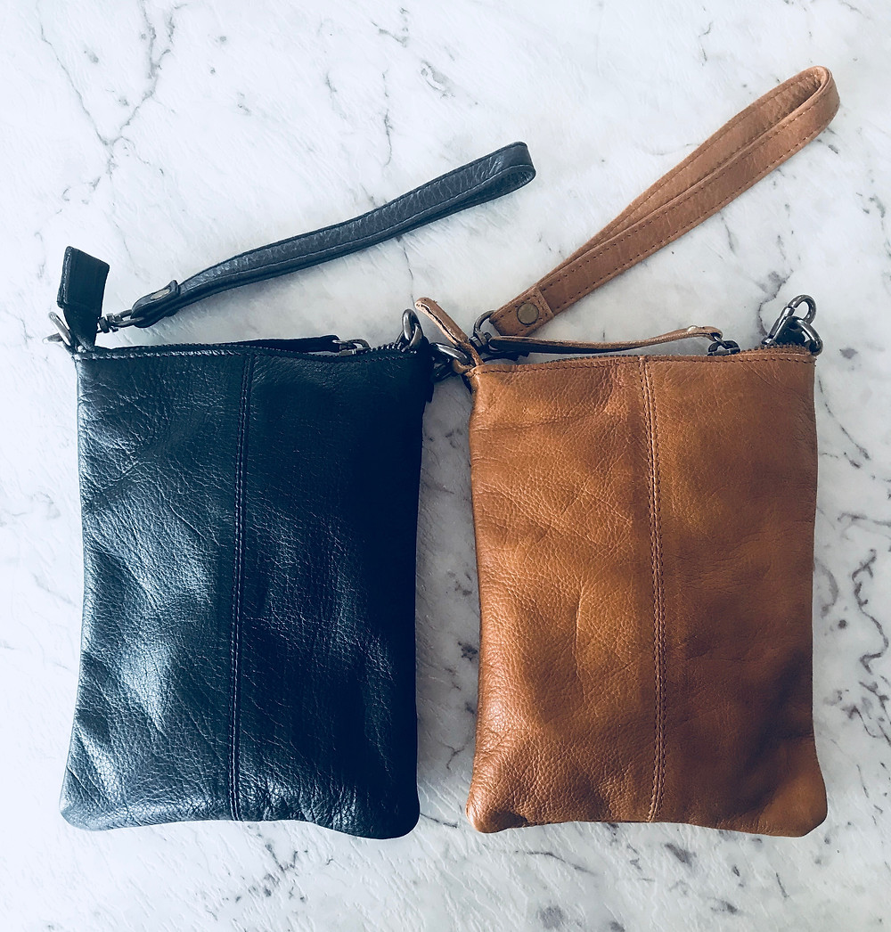 Functional Leather Accessories for every trip
