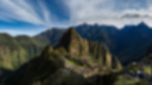 MACHU PICCHU AND THE SACRED VALLEY IN PERU