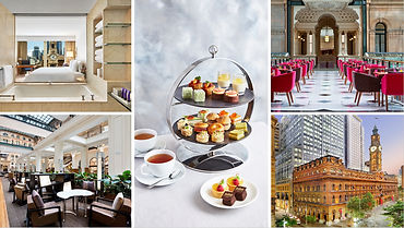 THE FULLERTON HOTEL SYDNEY ESCAPE PACKAGE